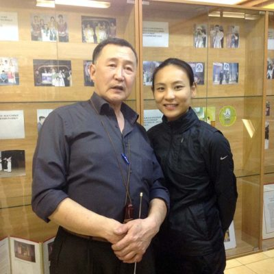 Head of International Council of Museums Yakutia